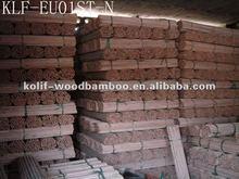 Hogar y jardín de madera de limpieza escoba/fregona/recogedor/mango del cepillo/palo/varilla/polo