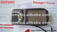 industrial pda windows mobile 2d barcode and rfid scanner