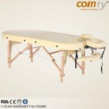 COMFY CF-OVAL Wood Fold Beauty Massage Table