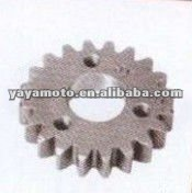 GY6 Motorcycle Parts Drive Gear Wheel in High Quality