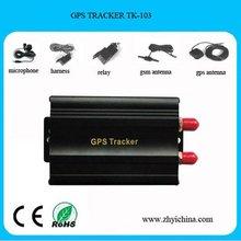 Best selling model gps car tk103