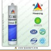 FJ-968 high grade acetic transparent silicone sealant 260ml