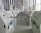 maize flour milling process
