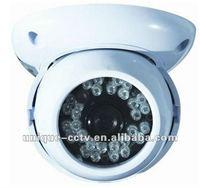 Auto gain control dome cctv camera with 2 years warranty