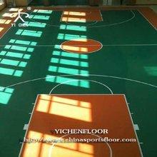 Waterproof Athletic Special Badminton/Basketball/Table Tennis/Futsal/Volleyball Pvc/Vinyl Sports Flooring Mat