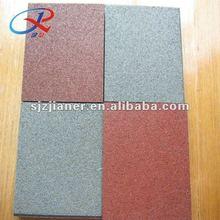 2012 rubber mat,outdoor rubber flooring,outdoor playground safety flooring tiles