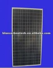 110w thin film poly solar panel