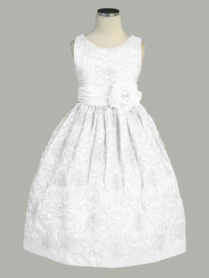 Vestidos de niña de fiesta patrones - Imagui