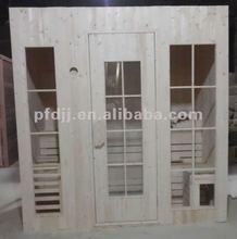 Outdoor Wooden Portable Steam Sauna Room