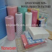 Nonwoven Wipes nonwoven fabric embossed felt