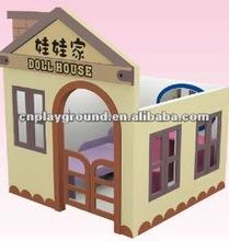EXCELLENT QUALITY KIDS GARDEN PLAY EQUIPMENT ,TOY BEDROOM ,KIDS TOY BEDROOM (HB-07801)