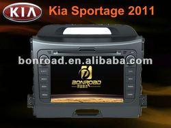 newest double din kia sportage 2012 car radio