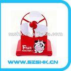 Supply new design portable mini exhaust fan,lovely cartoon mini folding fan,promotional usb fan for PC and notebook