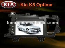 newest double din kia k5 2012 car gps tracking system