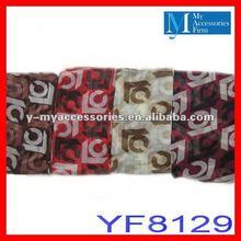 2012 new designer scarf wholesale china