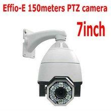 "7"" CCTV PTZ 700tv lines cctv camera"