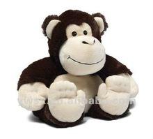 2012 fashion animal soft plush toy sitting monkey