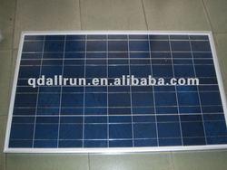 A grade 500 watt solar panel
