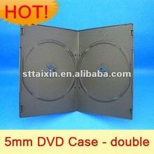 pp cd dvd case 5mm