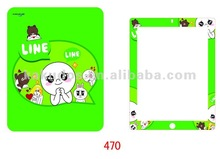 skin sticker for ipad 2 new ipad, cute pictures