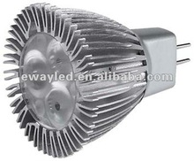 12v theater spotlights for sale mr11 with American chip 3pcs cree