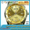 accept paypal,hot selling wholesale paypal watches gold men