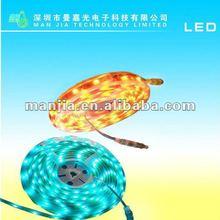 2012 hot sales multicolor waterproof smd 5050 60leds/m RGB led strip
