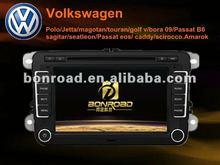 double din car gps navigation for volkswagen new passat B6