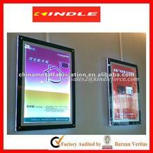 hot sale aluminum advertising light frame