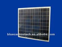 High efficiency low price 75W pv solar panel