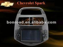"7"" special car dvd gps for Chevrolet Spark car radio tomtom"