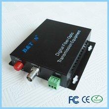 1 channel 1310/1550nm 20km pal to ntsc video converter