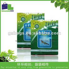 Composite material food grade plastic bags