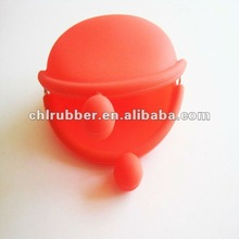 Hot Fashion Silicone Coin Purse Good Quality for 2012