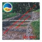 gabion/ gabion boxs /wire cage rock wall/gabion rock retaining wall(anping yedi hardware wire mesh co.,ltd)