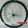 Best Price 700C Road Bike Spokes Carbon Wheels Tubular 38MM with Novatec Hubs for 8/9/10 Speed 3K 12K UD
