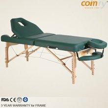 COMFY CFMS09BR Wood Fold Club Table