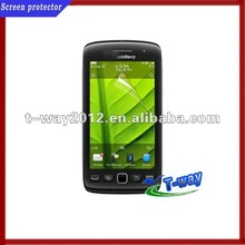 2012 new mobile phone protective film for Blackberry 9850