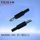 FL-MSN14 male to female banana connector male electrical plug