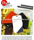 PU leather mobile phone wallet ID card case for Samsung galaxy i9300 s3