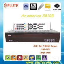 STB Receiver DVB-S Az america S810B