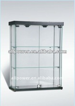 Glass display cabinet , glass showcase,Counter top showcases (C04B)