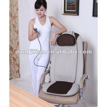 shiatsu infrared massage cushion with seat vibration