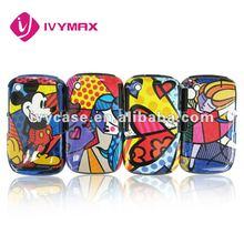 2012 printable designer fancy cell phone cases for blackberry curve 8520 case