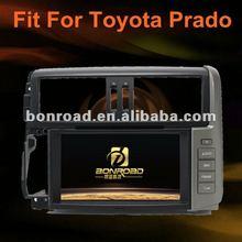 dashboard double din car radio for toyota prado 2011 CASKA