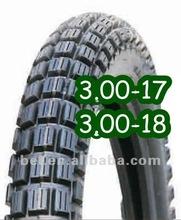 Famous Quality OFF Road Tire Motorbike 300 OEM 6PR