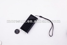 1200mAh mini solar charger low carbon products travel products