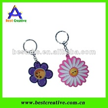 2012 cheap PVC keychain