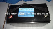 Solar Street Lights lithium battery pack 12V 100Ah, BMS included