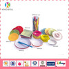 Printed or solid color melamine tableware